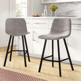Craton 25.5 Counter Stool (Set of 2) by Foundstone™