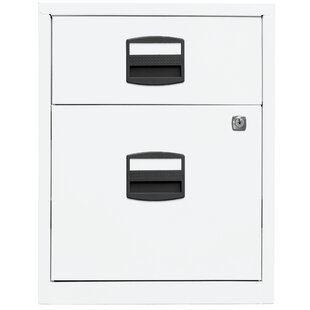 PFA 2-Drawer Filing Cabinet By Bisley