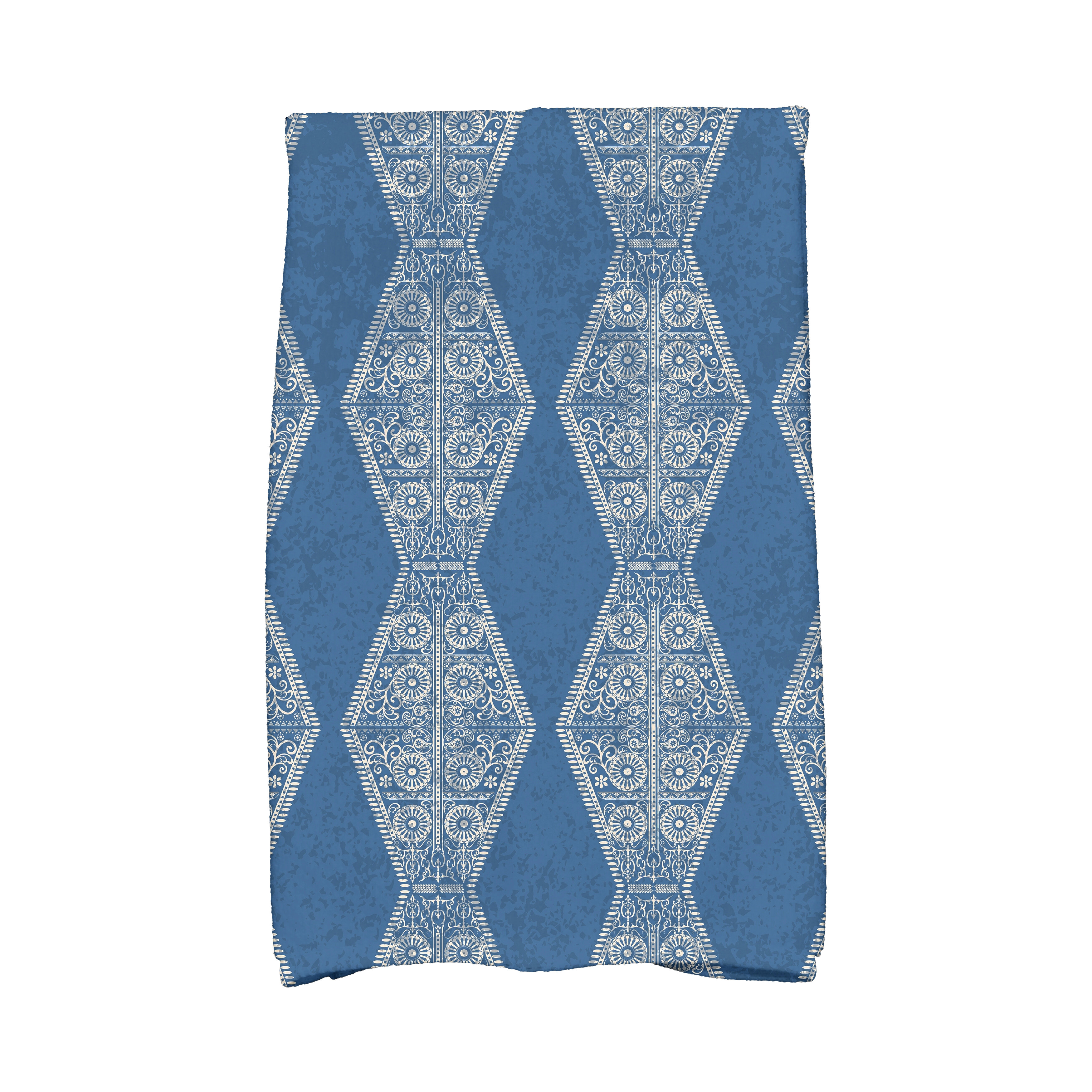 Bungalow Roseflatweave Brown Blue Area Rug Wayfair