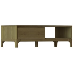 Clemmons UV Coffee Table With Storage By Mercury Row