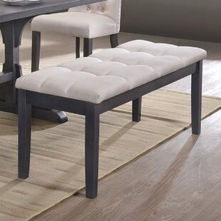 Darby Home Co Sheridan Wood Bench