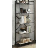 Samuels Etagere Bookcase by Williston Forge