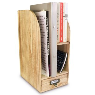 Fairburn Adjustable Wooden Desk Organizer