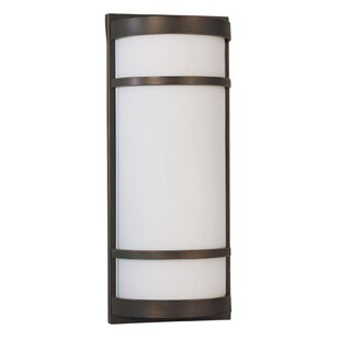 Great deal 2-Light Outdoor Flush Mount By AFX