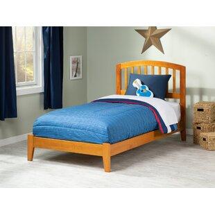 Amina Panel Bed