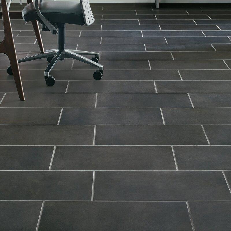 Porcelain Concrete Look Wall Floor