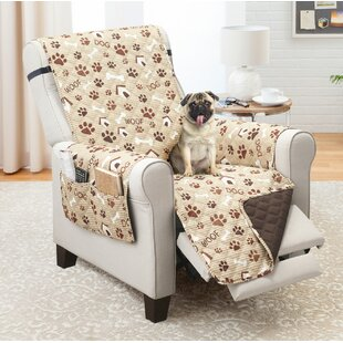 Print T-Cushion Recliner Slipcover