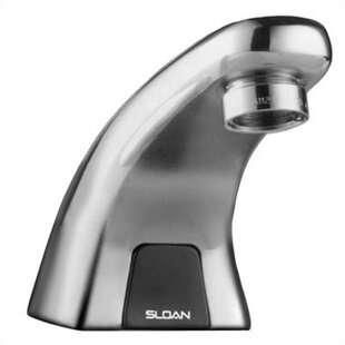 Sloan Optima Plus Electronic Bathroom Faucet Less Handles