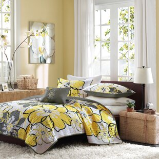Alcaraz Reversible Coverlet Set