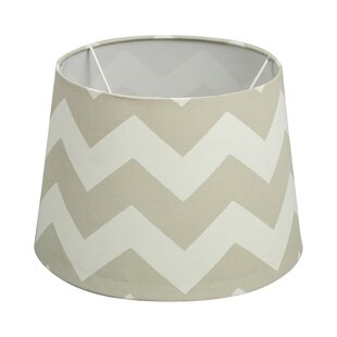 11 Textile Empire Lamp Shade