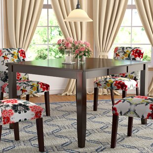 Alcott Hill York Counter Height Extendable Dining Table