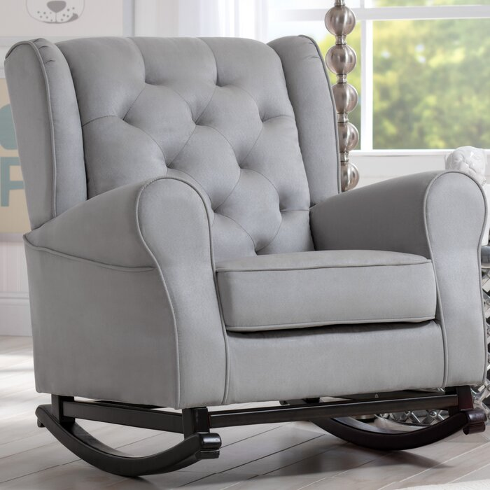 Miraculous Emma Rocker Glider Beatyapartments Chair Design Images Beatyapartmentscom