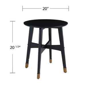 Armoise Round End Table