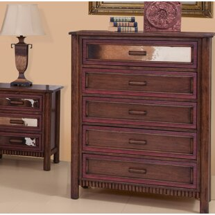Loon Peak Mosely 5 Drawer Chest