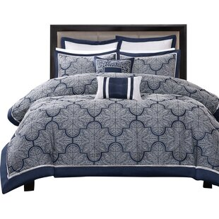 Channel Comforter Set by Three Posts