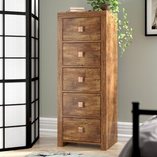 Aster 5 Drawer Chest By Three Posts