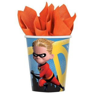 Incredibles Paper Disposable Every Day Cup