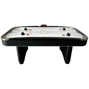 Top Shelf 7' Air Hockey Table by Hathaway Games
