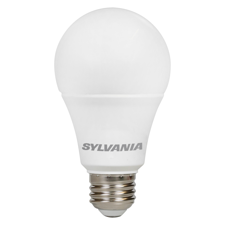 Sylvania 75 Watt Equivalent A19 Led Dimmable Light Bulb E26 Medium Standard Base Reviews Wayfair Ca