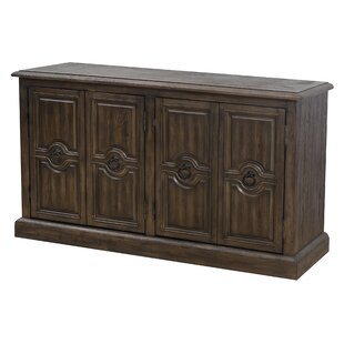 Sandwell Four Door Carved Sideboard