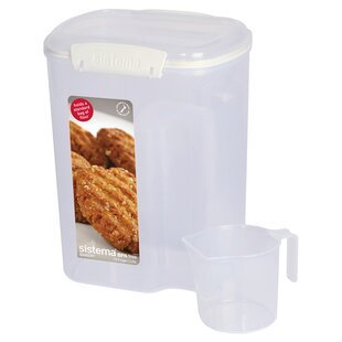 Container For Flour Wayfair