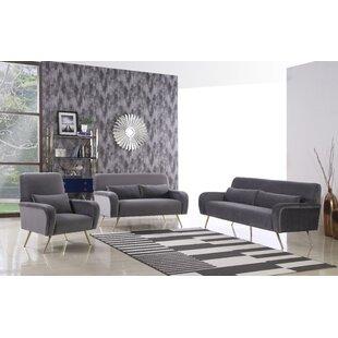 Everly Quinn SanderSon Configurable Living Room Set