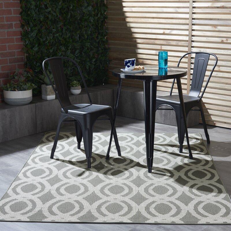 Ivory Indoor Outdoor Rug Wayfair Co Uk