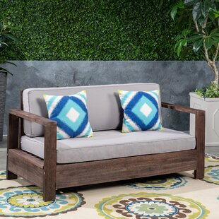Landis Loveseat with Cushions