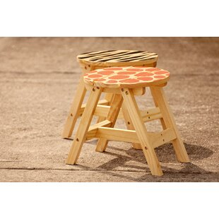 Kids 3 Piece Round Writing Table and Chair Set by Fantasy Fields