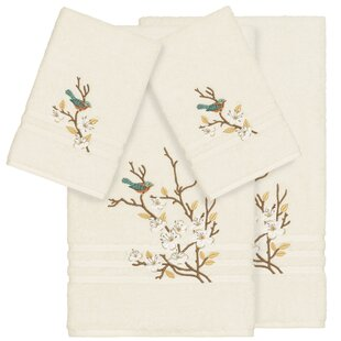 Ronin 4 Piece Turkish Cotton Towel Set