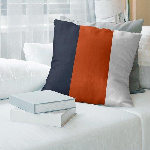 East Urban Home Chicago Football Throw Pillow Cover Wayfair