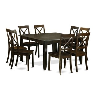 Pilning 9 Piece Dining Set August Grove