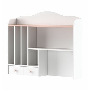 Mira 85cm H X 107cm W Desk Attachable Storage By Harriet Bee