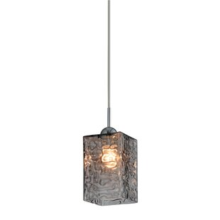 Osmond 1-Light Rectangle Pendant by Brayden Studio