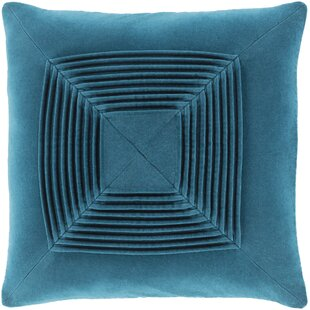 Wilfredo Textured Cotton Pillow Cover