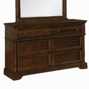 Steffens 6 Drawer Double Dresser