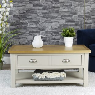 Dugan Coffee Table With Storage By Brambly Cottage