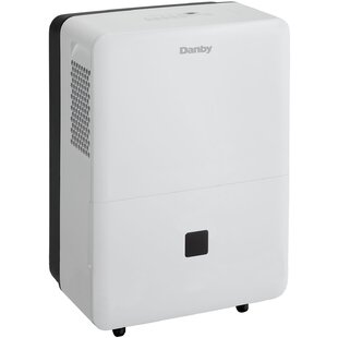 Danby 70 Pint Portable Dehumidifier with Built-in Pump