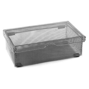 Design Ideas Hinged Mesh Pencil Box