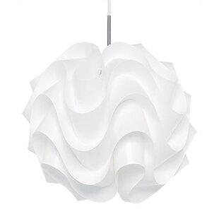 Inexpensive Le Klint 1-Light Pendant By Le Klint