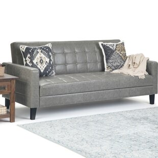 Acton 2 Seater Clic Clac Sofa Bed By Simpli Home