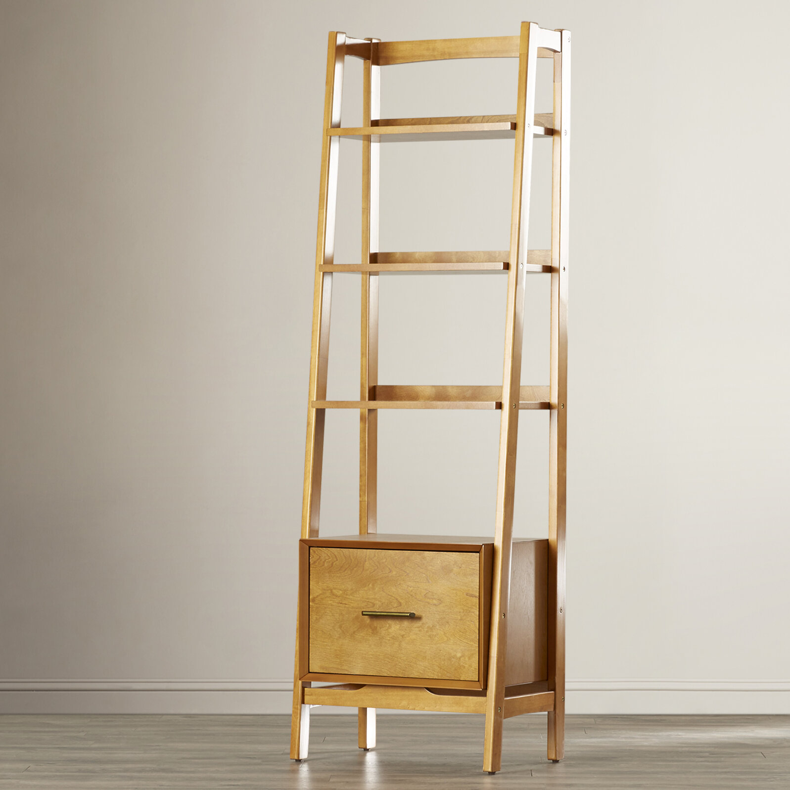 Dunkelberger Ladder Bookcase