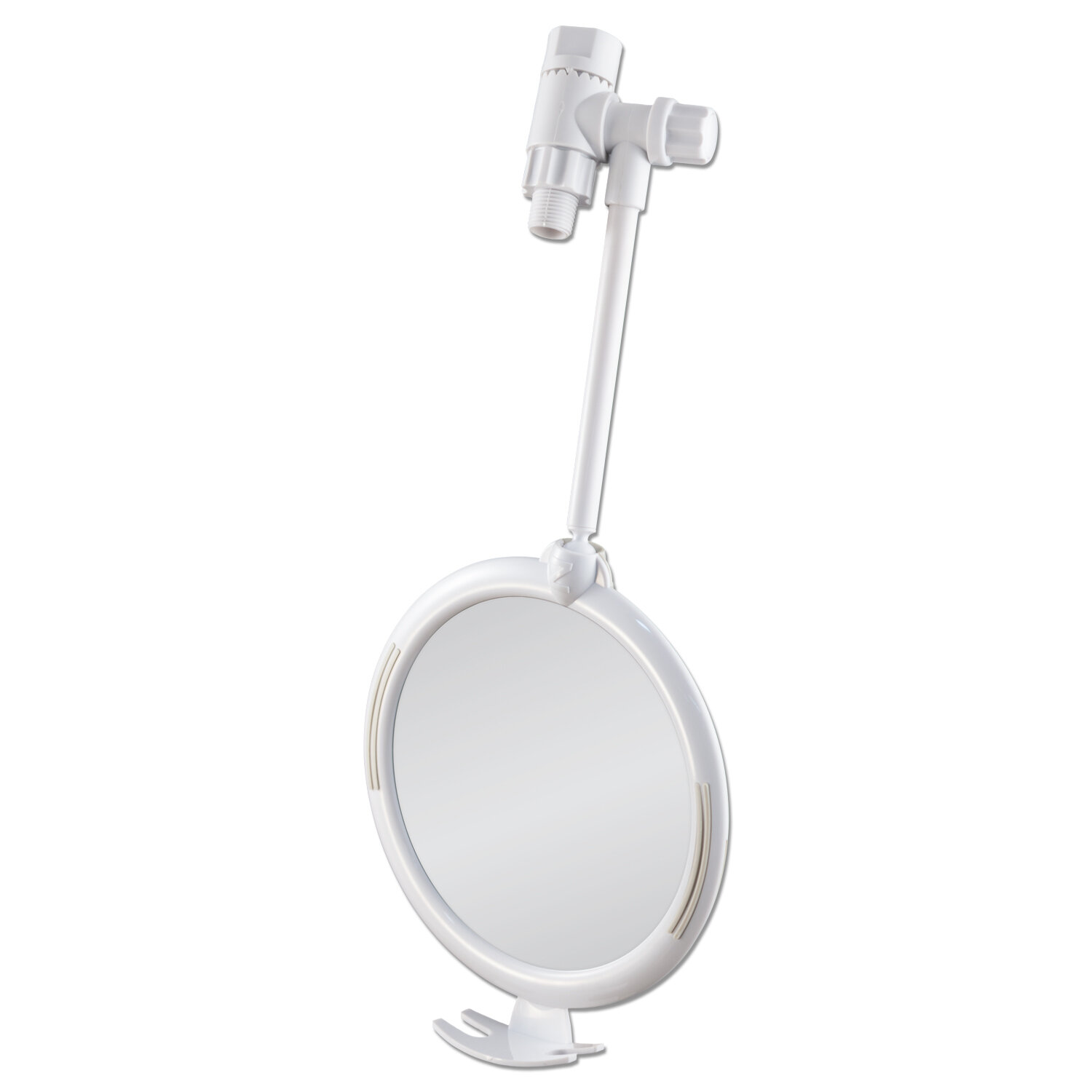 perfect degree with power dp hook amazon strong cup rotating viewing suction mirrors anti fogless shaving easy razor for lock com traveling mirror fog shower