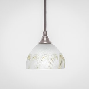 World Menagerie Cambon 1-Light Mini Pendant