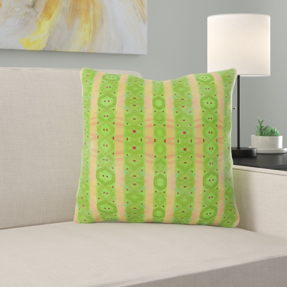 Ebern Designs Bairdford Seamless Throw Pillow Wayfair