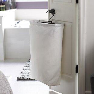 Hanging Hamper Laundry Bag With Trim