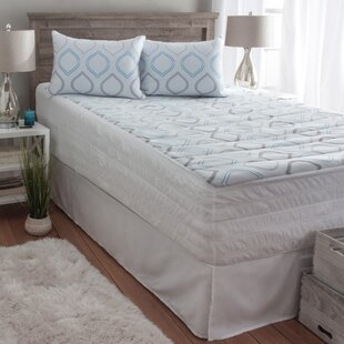 Alwyn Home Granberry Performance Knit Comfort Soft® Polyester Mattress Pad