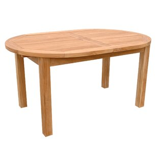 Farnam Extendable Teak Dining Table