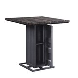 Parke 3 Piece Bar Height Dining Set by 17 Stories