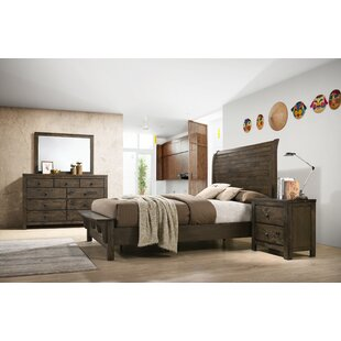 Shockley Sleigh 5 Piece Bedroom Set
